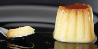 Como hacer flan de horchata