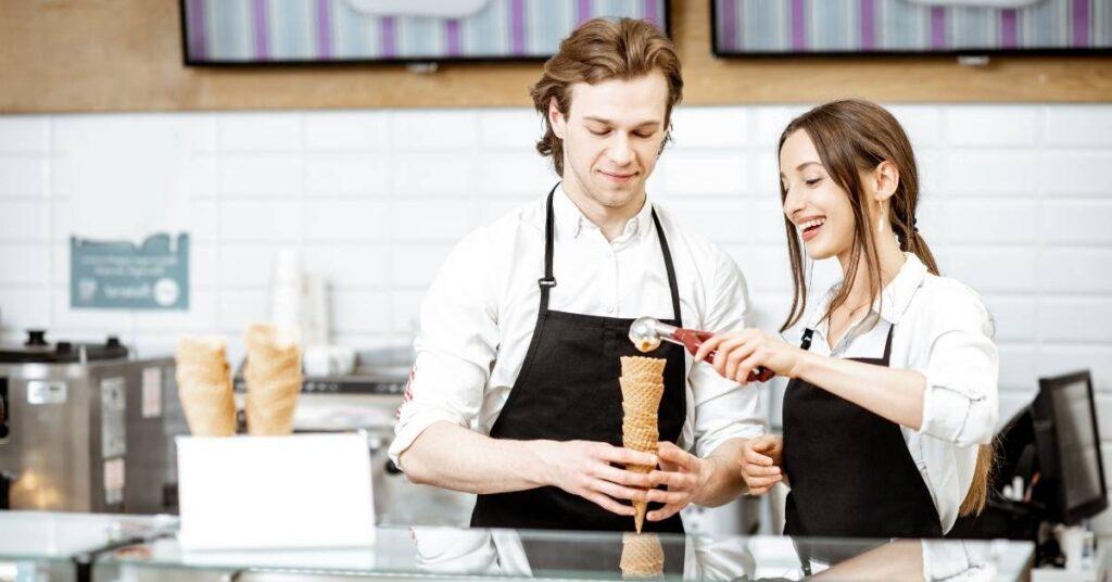 Montar heladería industrial o artesanal